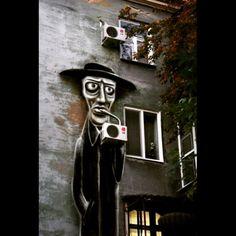 #funny #streetart #art #graffiti #wallart #streetwear  #crazyart #paint #grafite #streetview #graffiteros #grafiteiro #grafiteiros #streetstyle