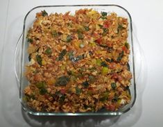 Italiaanse courgette-kip ovenschotel – Lekker&Gezond eten – kha Low Carb Recipes, New Recipes, Healthy Recipes, Healthy Foods, Cauliflower Fried Rice, Pasta, Happy Foods, Weight Watchers Meals, No Cook Meals
