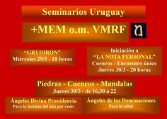 Seminarios en marzo 2017 No se los pierdan!!!