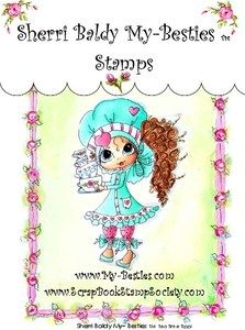 My Besties Stamps - Tea Time Tippi