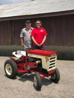 Lawn Mower Tractor, Tractors, Outdoor Power Equipment, Snow, Garden, Vintage, Garten, Lawn And Garden, Gardens