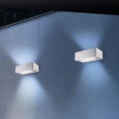 Aussenlampe HOUSTON, Alu 1x100W R7S 230V IP44 Bild3