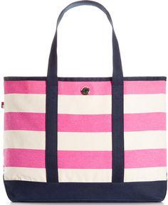 Shop My Picks: Summer Totes // via The Busy Girl's Shopping Companion #beach #stripe