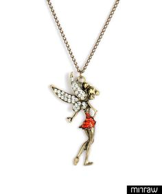 Beautiful angel chain necklace