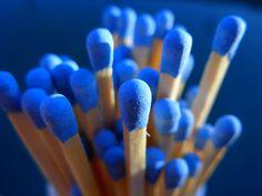 Color Azul - Blue!!! Matches