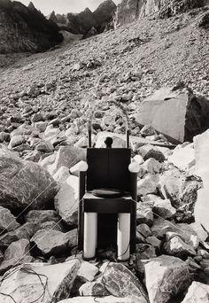 Ettore Sottsass | Metafore | ... o vuoi un trono?, 1976