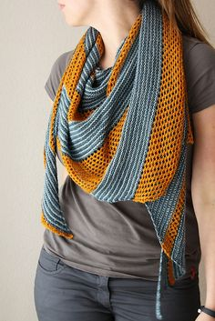 I think I'm going to have to start knitting. Want to try this one!  Ravelry: Quicksilver pattern by Melanie Berg