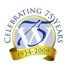 WCU 75th Anniversary Logo on Behance