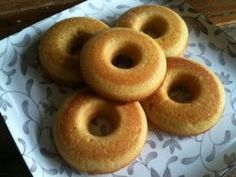 Low carb, gluten and dairy free donuts!