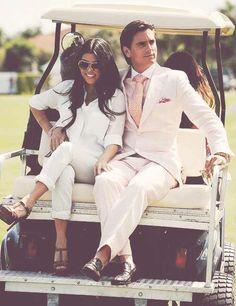 "The Great Gatsby and Daisy Buchanan  The New Era Kourtney Kardashian and Scott Disick   ""An Oxford man!"" He was incredulous. ""Like hell he is! He wears a pink suit."" ~The Great Gatsby  The Kardashians"