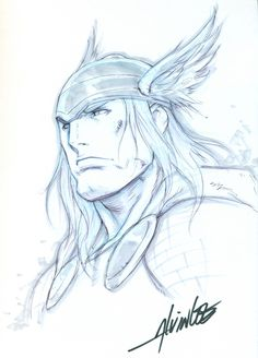 Thor by Alvin Lee