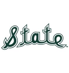 What does the Go Green mean to you? Embrace the Green & White! Check out College Vault to find where to buy vintage apparel to show your MSU pride! University Style, Michigan State University, Michigan State Spartans, Msu Spartans, Circuit Projects, Alma Mater, College Outfits, College Apparel, Sports Logos