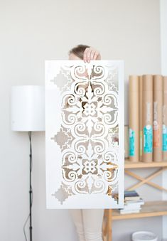 Porto Tile stencil Bring a fresh look in your home with one of our loved Scandinavian Porto tile stencil. Scandinavian design means quality by all means. We design our wall stencils hand in hand with the process of stenciling. It helps to create more functional wall stencils that are better to work with, when decorating the whole wall. …
