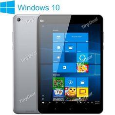 """XIAOMI MiPad 2 7.9\"""" Retina Screen Windows 10 Intel Atom X5 Z8500 Quad-core 2GB 64GB Tablet PC w/ USB Type-C ETC-507917"""