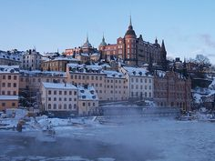 the nomad lab · Södermalm, Sweden: Home to the Girl with the Dragon Tattoo