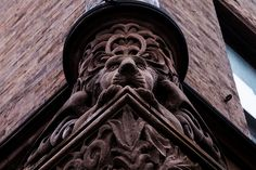 Building detail, 85th and Columbus, NYC. RM1A3664 LR-2 by StevenC_in_NYC, via Flickr