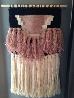70s style wallhanging by Woodrowandco on Etsy, $125.00