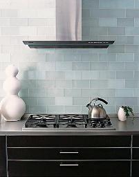 Glass Subway Tile Backsplash Ideas | Glass subway tile kitchen backsplash | good ideas!