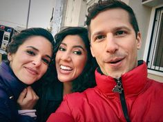 I would die for all of them Brooklyn 99 Cast, Brooklyn 99 Actors, Watch Brooklyn Nine Nine, Best Tv Shows, Favorite Tv Shows, Detective, Charles Boyle, Jake And Amy, Andy Samberg