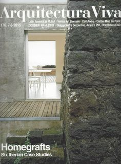 Arquitectura viva (Madrid) / NA 5 A73 NO 176 2015