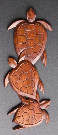 hawaii wood carvings - Google Search