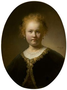 Portrait of a Girl (MIA) included in Rembrandt in America Exhibit 2012