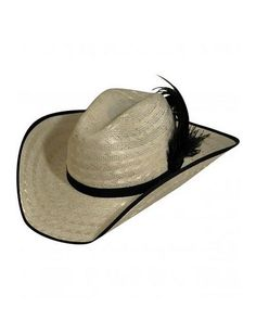 c602d9df This Renegade by Bailey® straw hat is perfect for rodeos, fairs, and horse