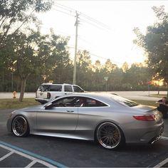 Mercedes C217 s63 coupe