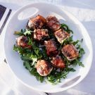 Try the Grilled Figs with Prosciutto and Goat Cheese Recipe on williams-sonoma.com/