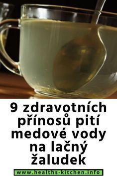 9 zdravotních přínosů pití medové vody na lačný žaludek Mugs, Tableware, Health, Fitness, Dinnerware, Health Care, Tumblers, Tablewares, Mug