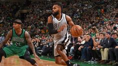 Canberra NBA star Patrick Mills hit a three-pointer with 12.9 seconds left to guide the San Antonio Spirs to a 102-100 win against the Houston Rockets.