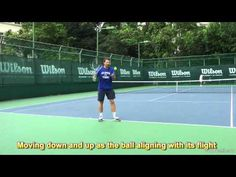 3 Drills To Improve Timing in Tennis - http://sports.artpimp.biz/tennis/3-drills-to-improve-timing-in-tennis/
