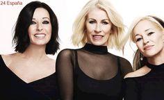 El trío musical Bananarama vuelve para dar una gira por el Reino Unido