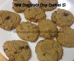 Chocolate Chip PB cookies (S)