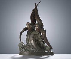 Original Art Deco sculpture