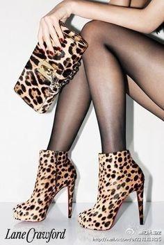 Leopard grain fans