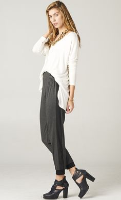 #classic #tuxedo #jogger #pants #charcoal WWW.SHOPPUBLIK.COM #publik #shoppublik #womens #fashion #clothes #style #accessories #jewelry #rings #bracelets #earrings #statement #necklaces #gold #silver #chic #cute #hot #trendy #sexy #swag #fashionista #fashionfeen #fallfashion #holidays #fashionforward #fashiontrends #outfitinspiration #streetstyle #celebstyle #ootd #whatsnew #newarrivals #armpartyswag Modern Tuxedo, Classic Tuxedo, Jogger Pants, Joggers, Harem Pants, Trousers, Fashion Forward, Celebrity Style, Cool Outfits
