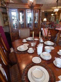Fairmont Designs dining suite... beautiful!
