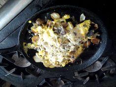 Farmer's Breakfast Eggs