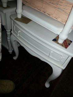 Amazing Frenchy bedside pedastals. Soooo many to choose from and soooo hard to find but HEY Judes finds them for U!!!