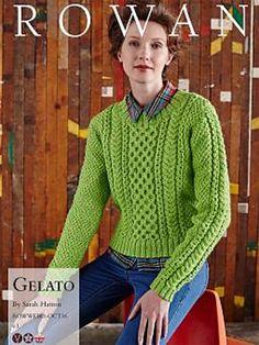 Free Pattern: Gelato