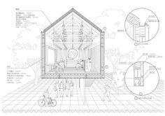 The 80 Best Architecture Drawings of 2017 (So Far),© Jiaqian Yuan