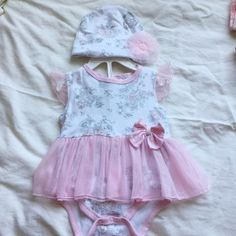 Brand new 2- set hat and onesie really cute true to size, BUNDLE AND SAVE