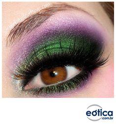 4a8878e5a5ea0 forbidden fantasy by bows and curtseys makeup-inspiration. eÓtica · Make Up  + Lentes de Contato Coloridas