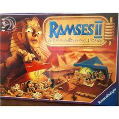 Ramses: egyszerű a feladat, csak gyűjtsd össze a legtöbb kincset! - Társasjátékok válogatás