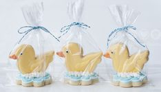 Biscoitos decorados para chá de bebê | Macetes de Mãe
