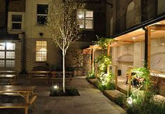 Britain's Best Pub Gardens - Esquire
