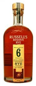 Russell's Reserve 6 Year Old Straight Rye Whiskey