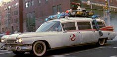 Ghostbusters 1959 Cadillac Ambulance