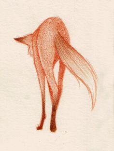 fox by ~LouisDelacroix on deviantART Fox Illustration, Illustrations, Animal Drawings, Art Drawings, Awesome Drawings, Maned Wolf, Fantastic Fox, Fox Art, Creature Design